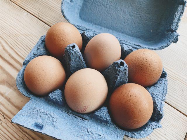 Local Free Range Eggs - Beechwood Farm - Half Dozen