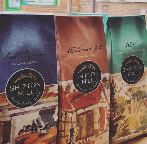 Shipton Mill Organic Flour Range