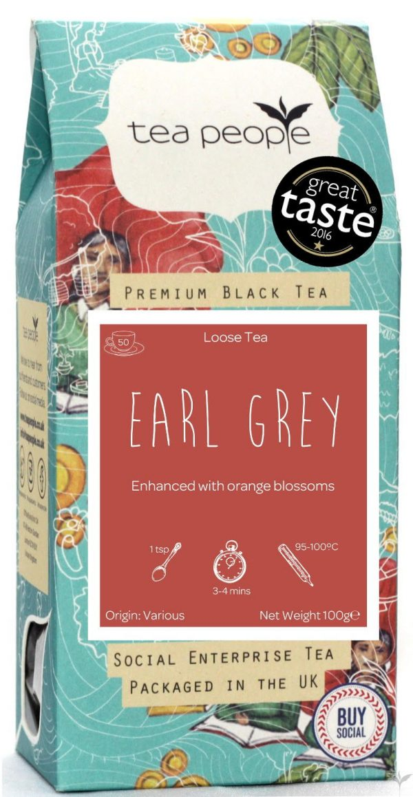 Earl Grey Tea | Tea People