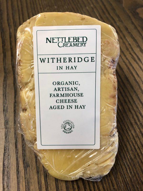 Witheridge Nettlebed Cheese 170g