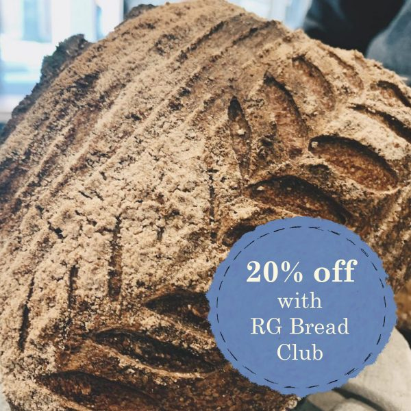 Reading Heritage Loaf Subscription RG Bread