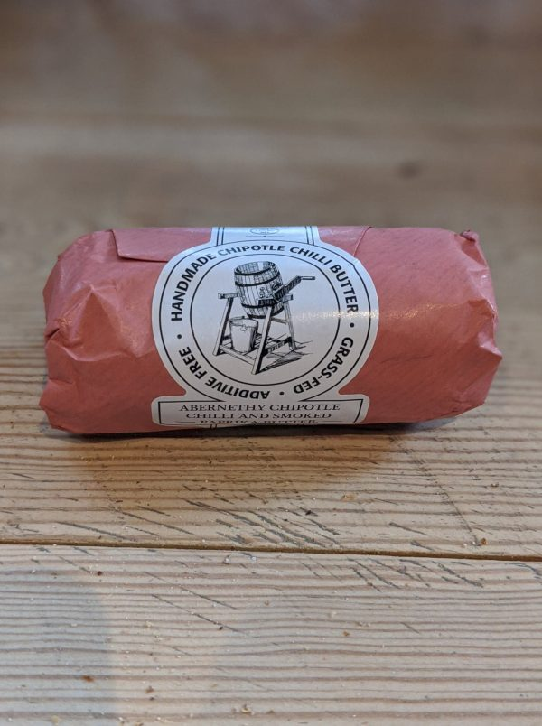 Abernethy Chipotle Chill & Smoked Paprika Butter