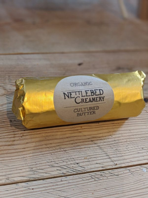 Nettlebed Cultured Butter - 200g